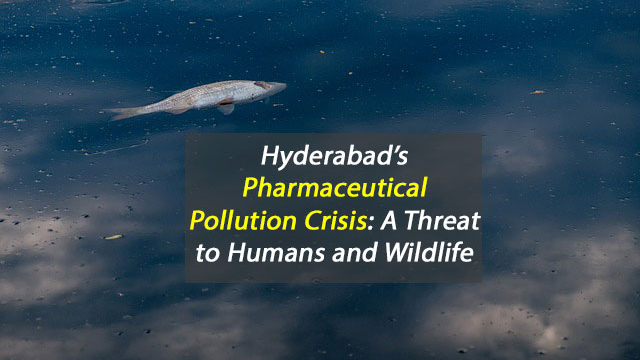 Pharmaceutical Manufacturing Pollution Threatens Hyderabad