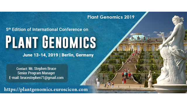 Plant Genomics Conferences