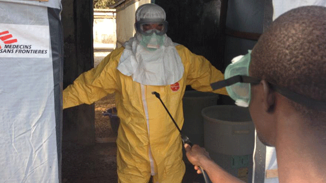 Portable Ebola Test Brings Quicker Diagnosis to Remote Regions