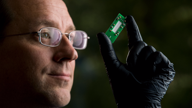 Portable Mass Spectrometer Could Help Forensic Investigations