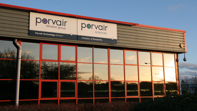 Porvair Sciences to Feature on Sky TV