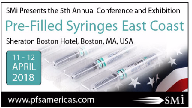5th Annual Pre-Filled Syringes East Coast