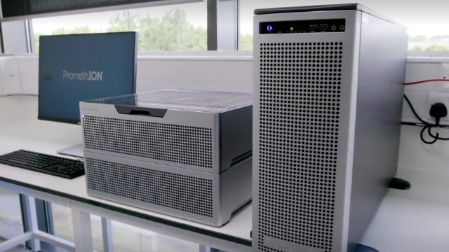 PromethION in action, in labs around the world