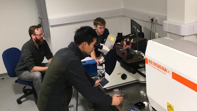 Raman Spectroscopy Helps Battery Research