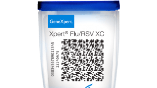 Rapid Molecular Flu/RSV Test Now Available