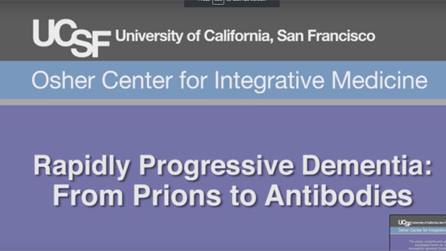 Rapidly Progressive Dementia: From Prions to Antibodies