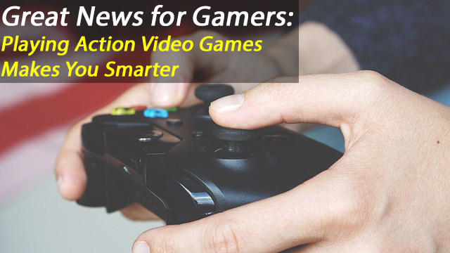 Regularly Playing Action Video Games Improves Cognition