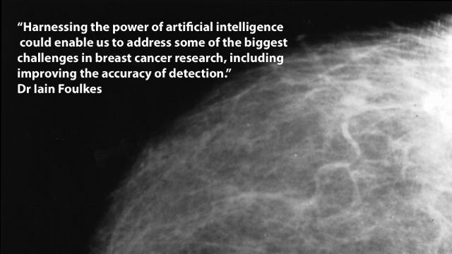 Research Collaboration Aims to Improve Breast Cancer Diagnosis Using AI
