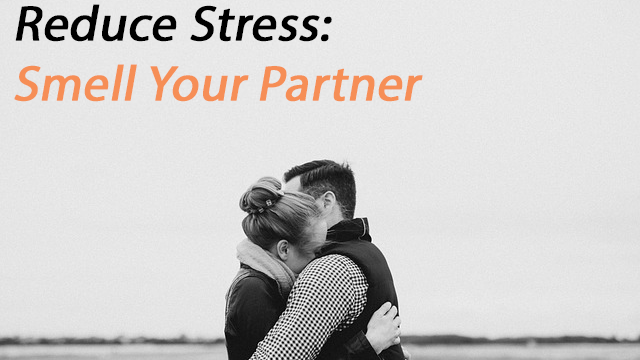 Research Shows Smelling a Partner's Clothing Reduces Stress