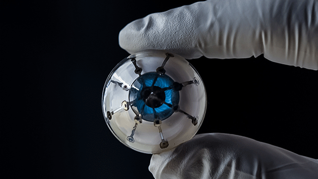 Researchers 3D Print Prototype for 'Bionic Eye'