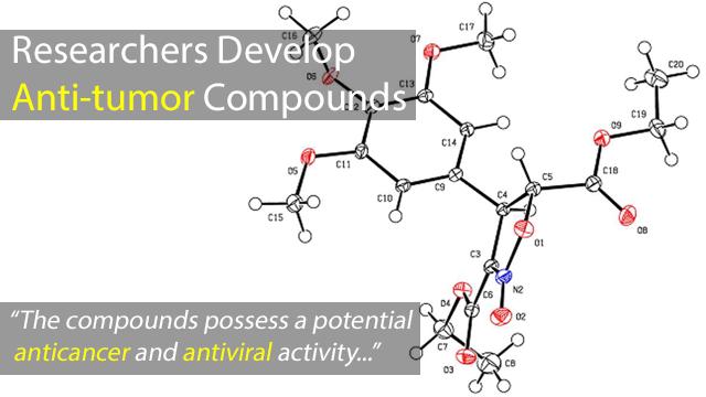 Researchers Develop Anti-tumor Compounds