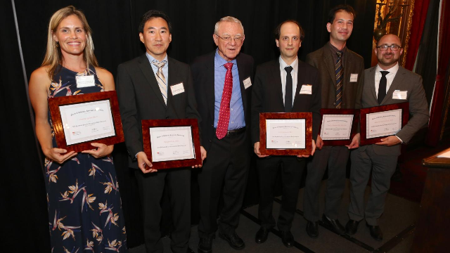 Researchers Receive Awards for Exceptional Work on the Prevention, Diagnosis and Treatment of Mental Illness