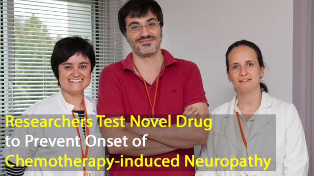 Researchers Test Novel Drug to Prevent Onset of Chemotherapy-induced Neuropathy