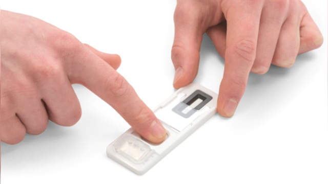 Revolutionary Fingerprint Drug Test Available to Support Drug Rehabilitation Services