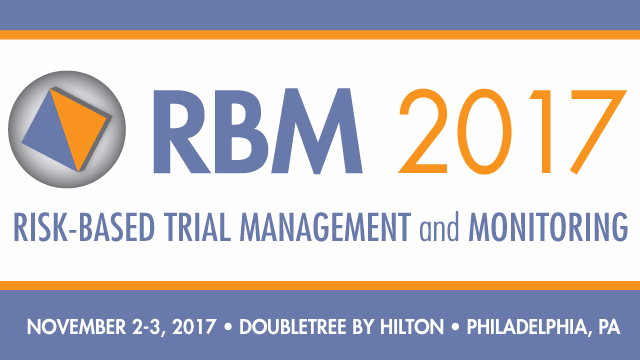Risk-Based Trial Management and Monitoring 2017