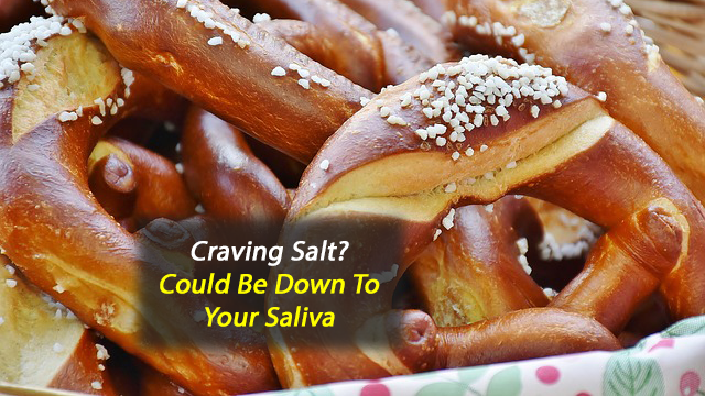 Saliva Proteins Could Explain Why Some People Overuse Salt