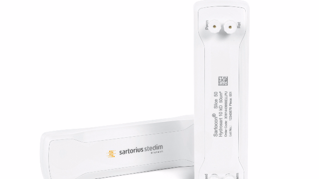 Sartorius Presents Sartocon® Slice 50 ECO