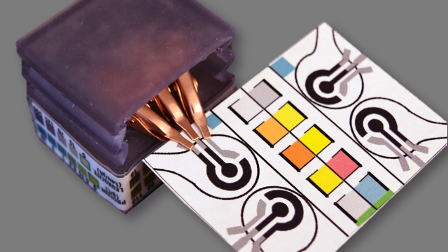 Self-powered, Paper-based Electrochemical Devices Developed for POC Diagnostics