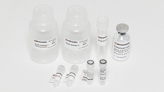 Shimadzu Releases Sample Prep Kit for Quantitative Analysis of Monoclonal Antibodies