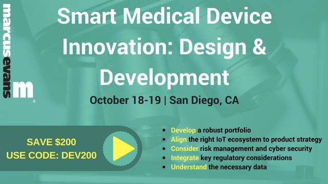 Smart Medical Device Innovation: Design & Development