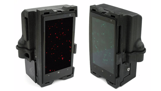 Smartphone Microscope Developed
