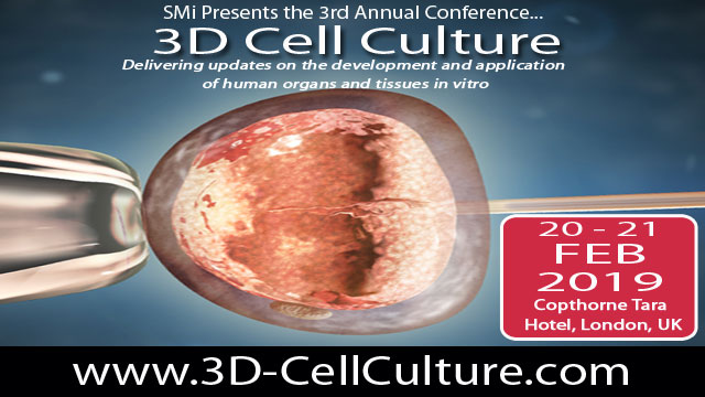 SMi's 3rd Annual 3D Cell Culture