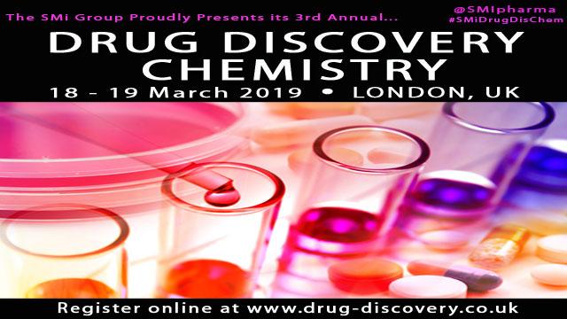SMi's 3rd Annual Drug Discovery Chemistry