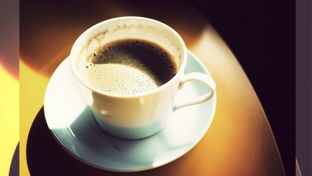Caffeine at night delays human circadian clock