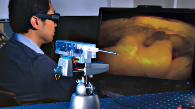 Smallest 3D camera offers brain surgery innovation