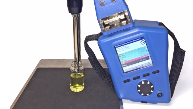 Spectro Scientific Wins U.S. Patent for Water Contamination Measurement Method