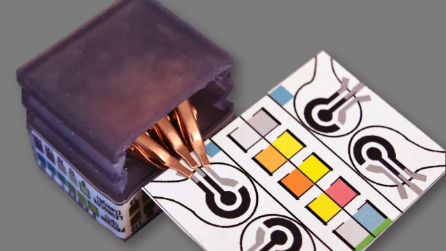 SPEDs: Self-powered, Paper-based Electrochemical Devices