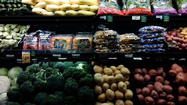 Supermarket Produce Harbors Antibiotic-Resistance Genes
