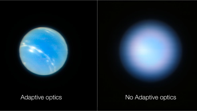 Supersharp Images from New VLT Adaptive Optics
