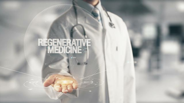 Supporting the Development of Regenerative Medicines