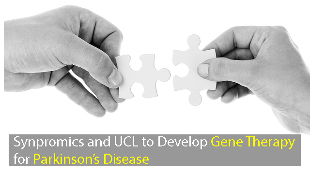 Synpromics Collaborate with UCL to Develop Revolutionary Gene Therapy for Parkinson's Disease