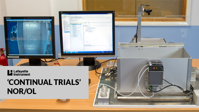 System for the Novel 'Continual Trials' method of NOR/OL