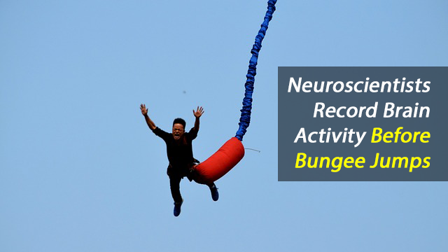 Taking Neuroscience Over The Edge: Exploring the brain's readiness potential prior to a bungee jump