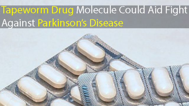 Tapeworm Drug Molecule Could Aid Fight Against Parkinson's Disease