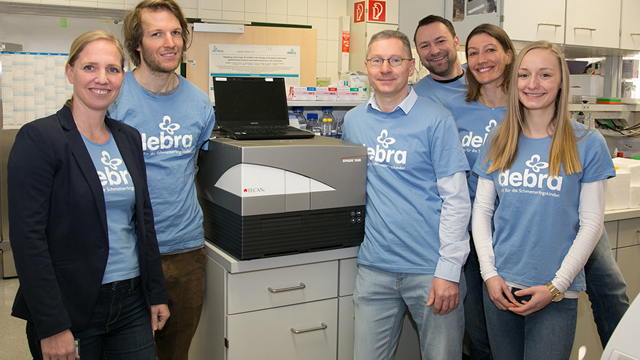 Tecan's Spark® Reader Aiding Research into Rare Skin Disease