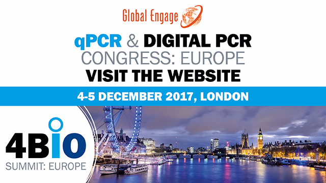 qPCR & Digital PCR Congress - Europe