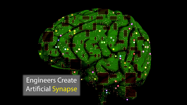 The Artificial Synapse: A First Step Towards 'Brain-on-a-Chip'?