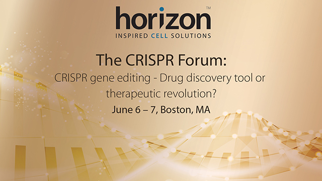 The CRISPR Forum 2018