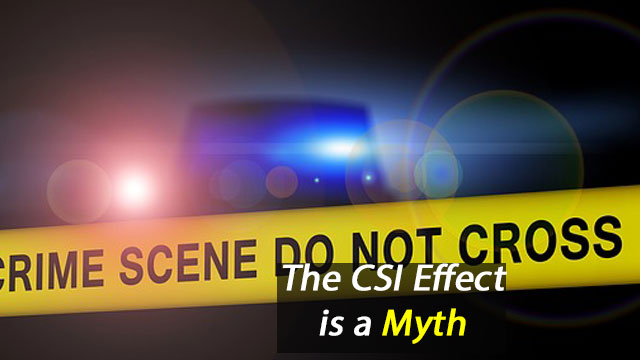 The CSI Effect: Watching TV Crime Shows Does Not Make Better Criminals