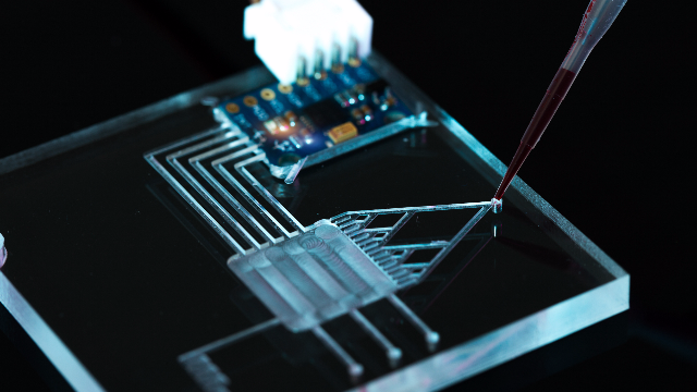 The Growing Role of Microfluidics in Point-of-Care Diagnostics