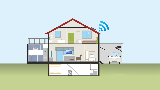 The House Rules for a Smart Home