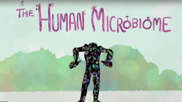 The Invisible Universe Of The Human Microbiome
