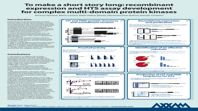 The Longest Way Round is the Shortest Way Home: HTS Assay Development for Complex Multi-domain Protein Kinases