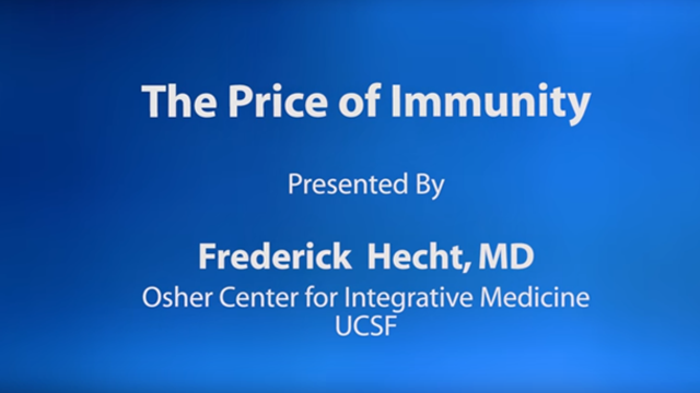 The Price of Immunity