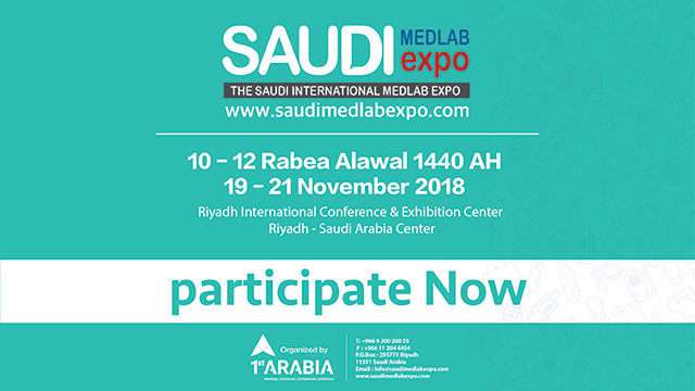 The Saudi International Medlab Expo