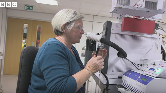 The Woman Who Can Smell Parkinson's Disease